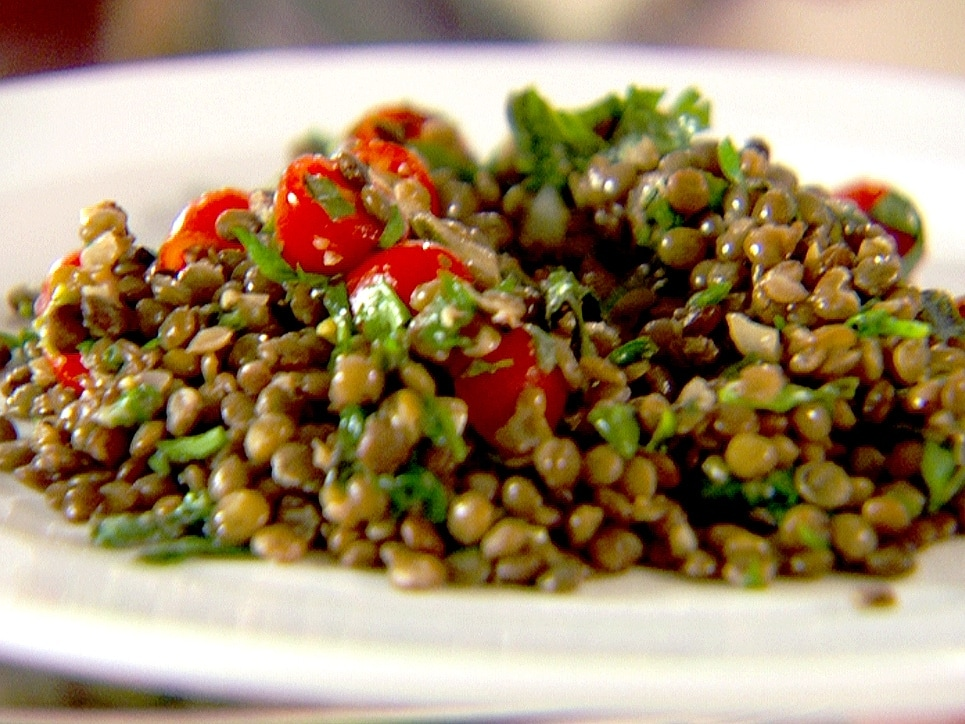 French Green Lentils Recipe